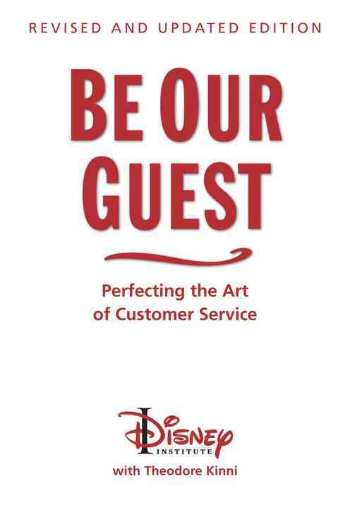 Be Our Guest By Kinni, Ted